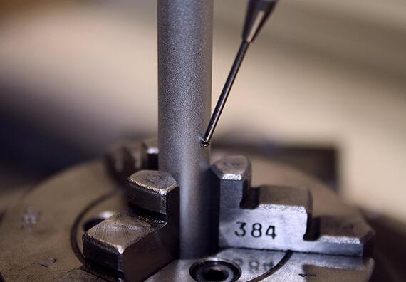 Roundness measurement